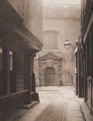fototapeta - historyczna uliczka
